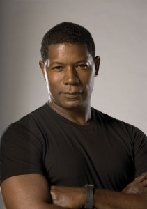 dennis haysbert-the unit
